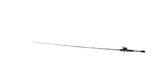 Abu Garcia BMAX3/662M Black Max Fishing Rod and Baitcast Fishing Reel Combo, 6.5 Feet, Medium Power