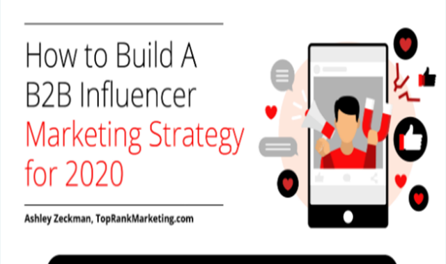 How to Build a B2B Influencer Marketing Strategy for 2020