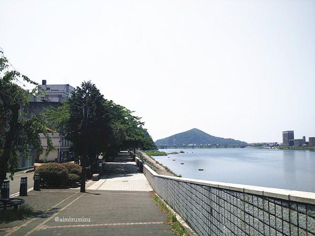 Perjalanan menuju Inuyama Castle, Aichi refecture