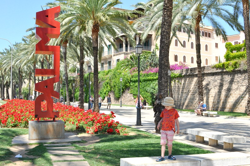 Five things to do in Palma with kids