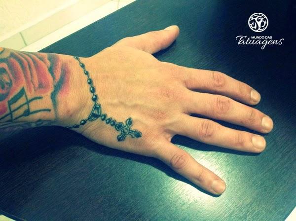 Significado Da Tatuagem De Terço Significado De Tatuagens