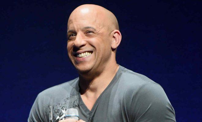 La foto de Vin Diesel con cabello que pocos han visto