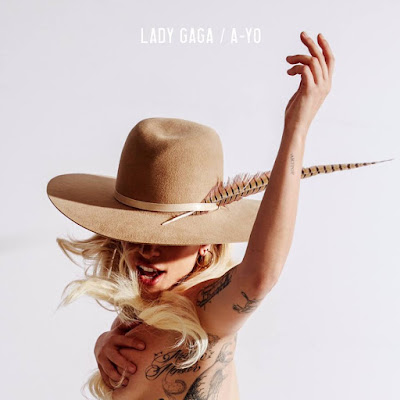 Ladg Gaga Unveils New Single 'A-YO'