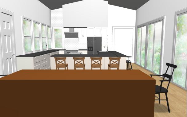 Dusty coyote casa de ma ana some progress for Planner 3d ikea