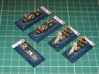 War of the Pacific Ironclads Finished