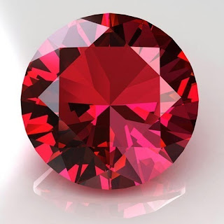 A ruby GEMSTONE