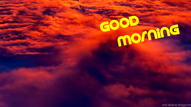 Good morning clouds image