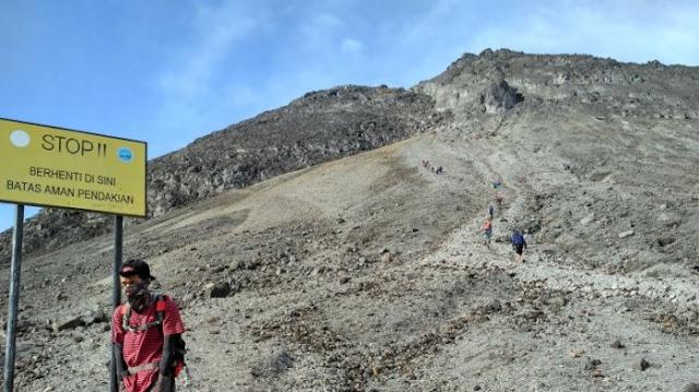wisata alam gunung merapi