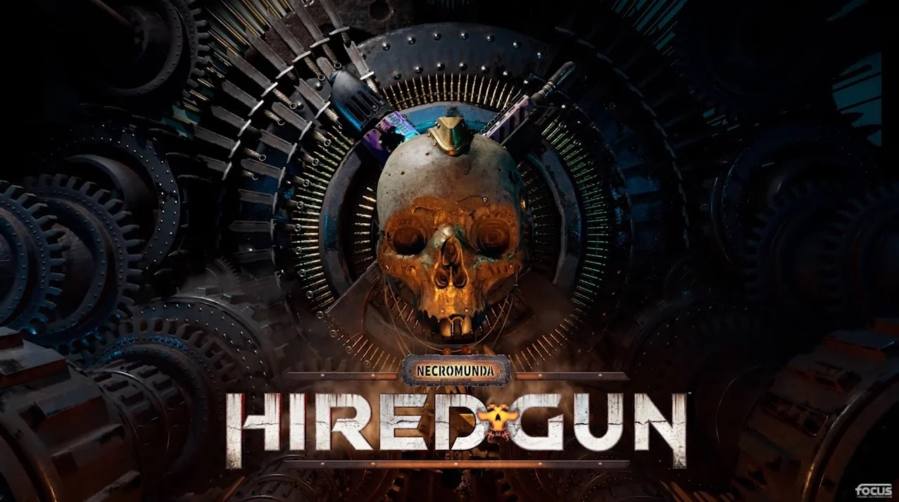 Necromunda: Hired Gun Game