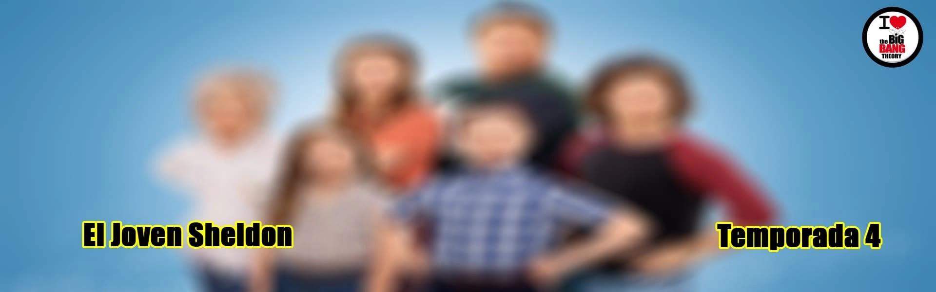 El Joven Sheldon Temporada 4