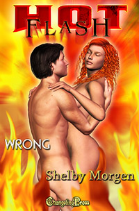 WRONG by Shelby Morgen