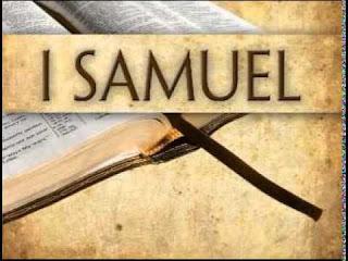 É DE PAZ A TUA VINDA? - I Samuel 16:5-6
