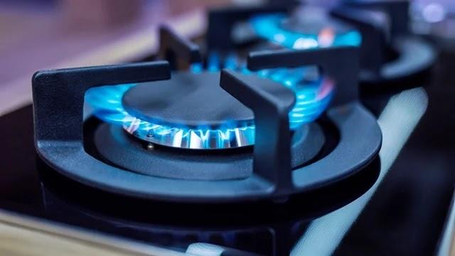 o gás de cozinha, sofrerá um aumento de 5% no repasse às distribuidoras