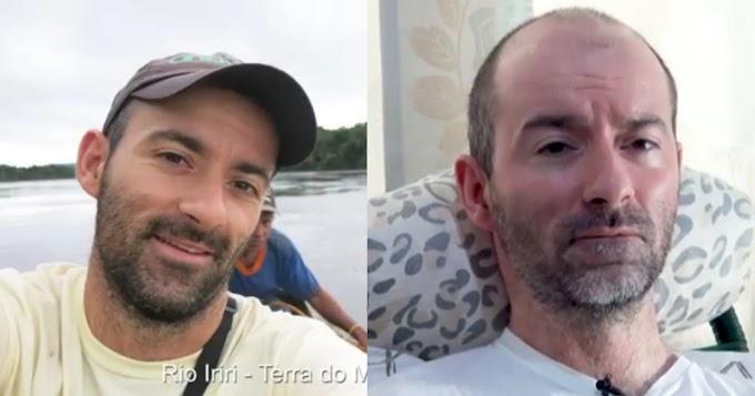 Mestre em Saúde pública formado pela USP, com doença degenerativa, denuncia ter sido intoxicado por mercúrio após o consumo de peixe na região de Itaituba