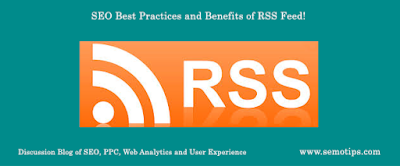 SEO Best Practices of  RSS Feed