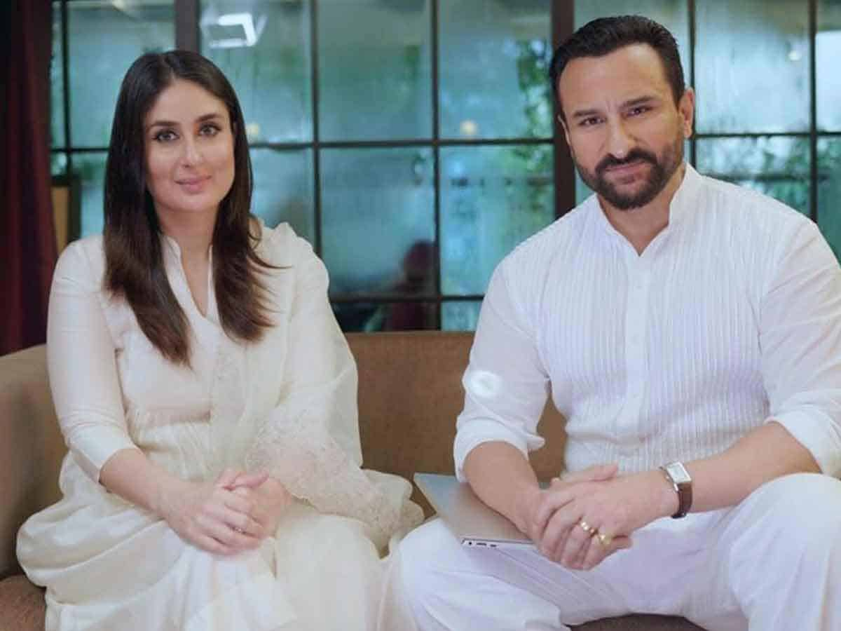 Actors Gossips: Cant Wait To Be Father Again Says Saif Ali Khan