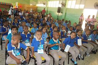 Ministerio de Educación Implementan programa para fortalecer Centros Modelos de Educación Inicial en San Cristóbal