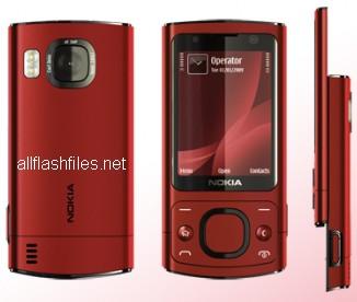 Nokia-6700s-Firmware