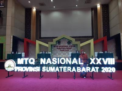 Relawan MTQ Nasional