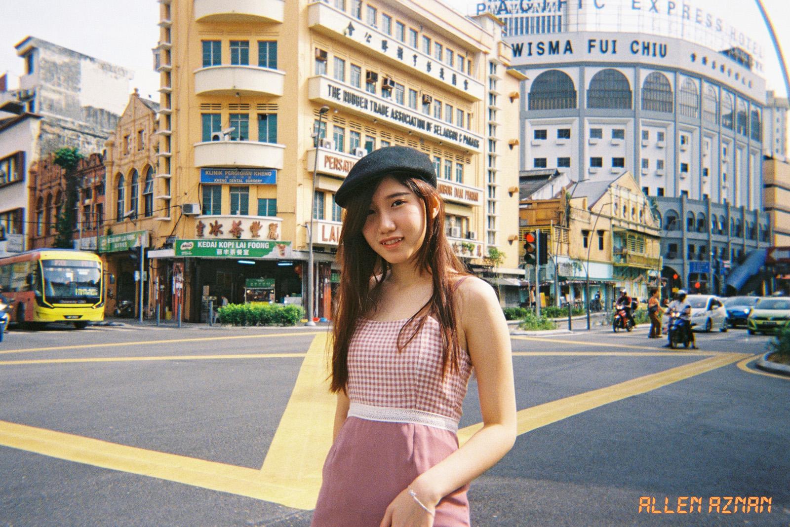 Winnie Yee | The Tourist (Film)