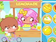 لعبة بيع العصير