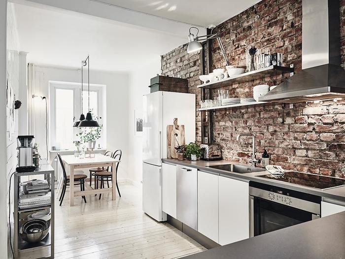 Un piso precioso elegante y con mucho glamour alquimia deco for Wohnung inspiration