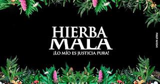 POS1 HIERBA MALA con Marcela Benjumea