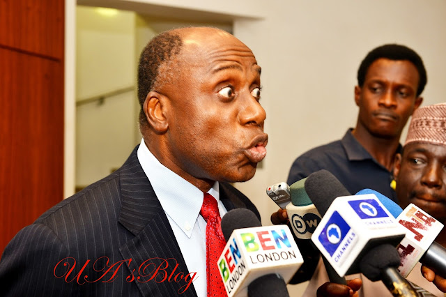 Watch Video..Amaechi threatens to sack train station managers, reveals how he will deal with them