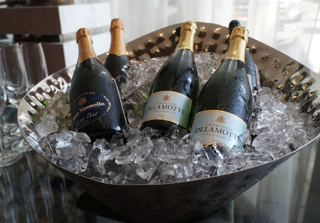 A photo of Makati Diamond Residences Champagne Brunch Buffet at Alfred's Restaurant