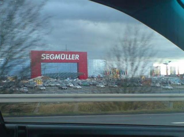 Segmüller Darmstadt Adresse