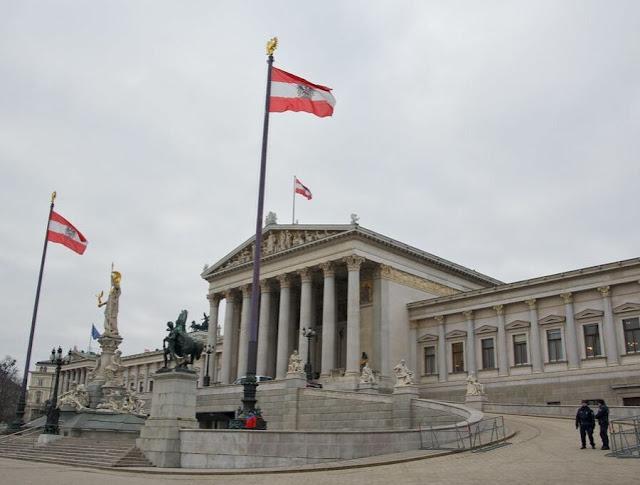 النمسا تحظى بأصغر برلمان في تاريخها