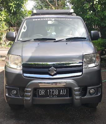 Suzuki APV 6 seat