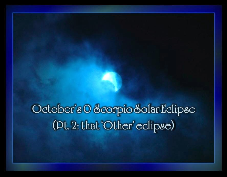 october 15 solar eclipse horoscope