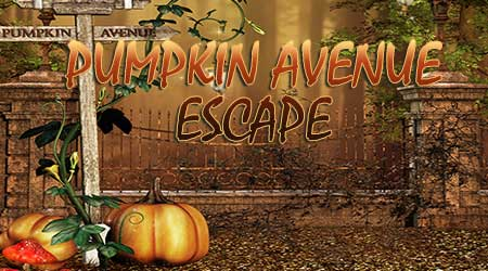 365Escape Pumpkin Avenue Walkthrough