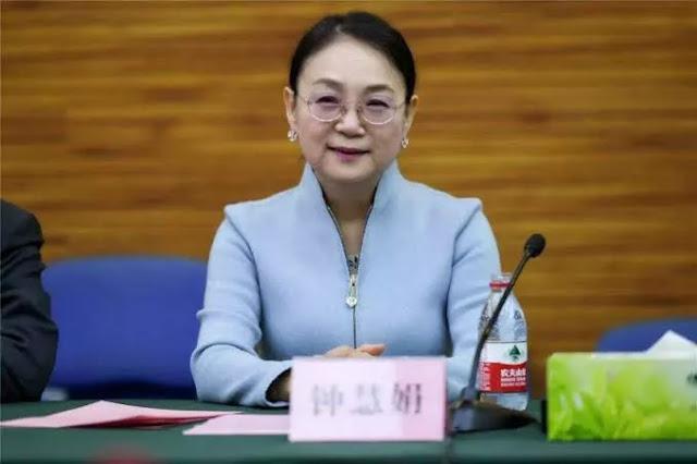 Top 10 Richest Women - Zhong Huijuan