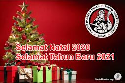 Info Misa Natal 2020