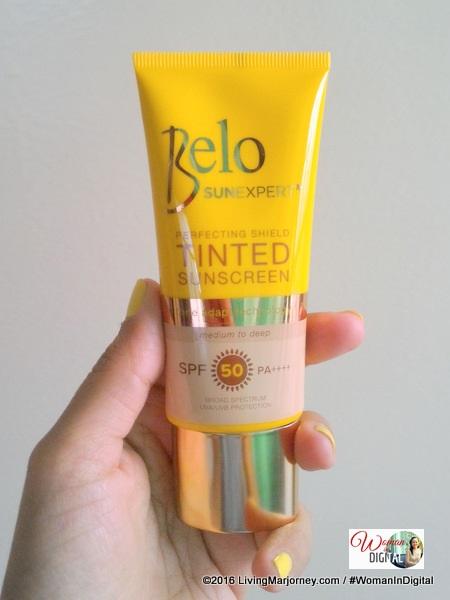 LivingMarjorney-Belo-Tinted-Sunscreen