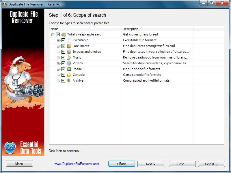 Get Duplicate File Remover Crack