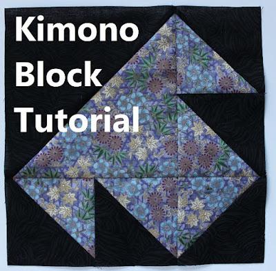easy Kimono block tutorial