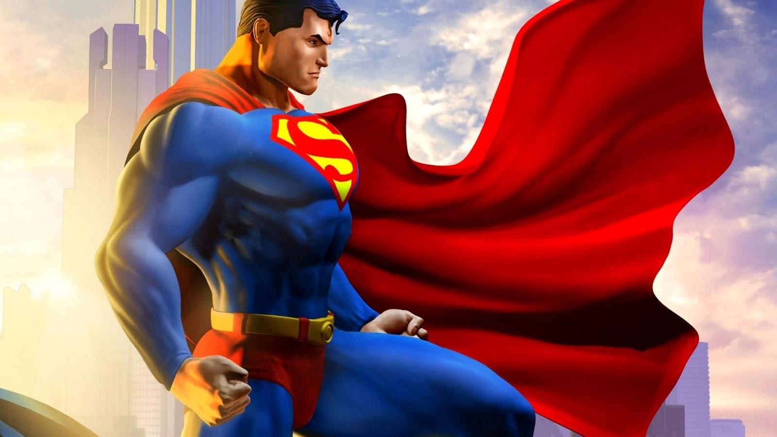 Igor11 Comics: Games of Superman | SuperMan Games Free Download |  Igor11Comics