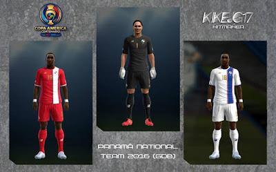 PES 2013 Kitpack Copa America 2016 by Kikejg17
