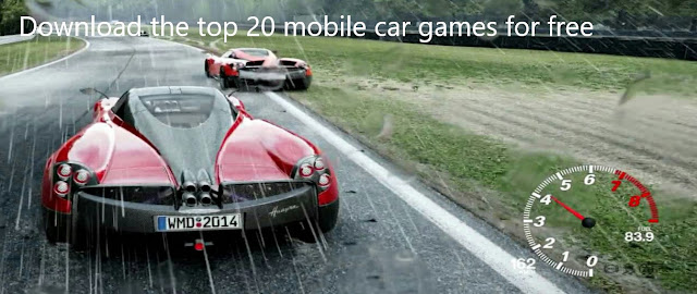 FREE CAR RACING AND RACING GAMES SECTION
