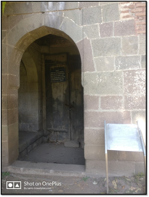 shaniwar wada, 5 major doors at shaniwar wada