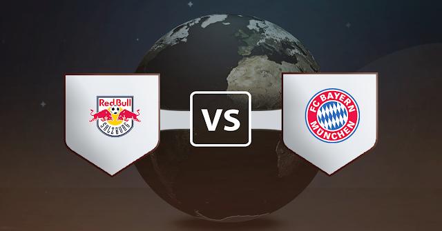 نتيجة مباراة بايرن ميونخ وريد بول اليوم الاربعاء 25 نوفمبر 2020 في دوري أبطال أوروبا