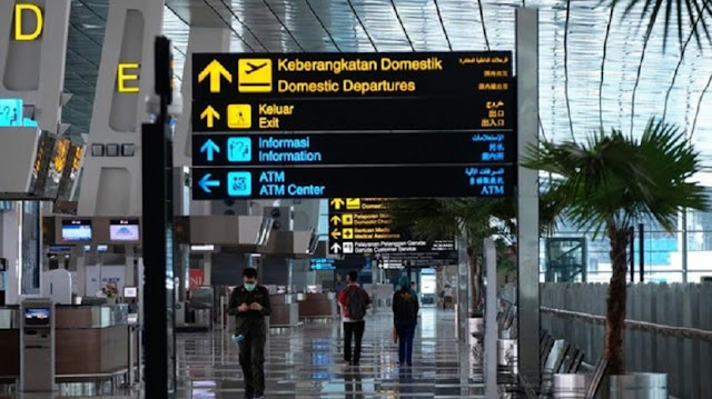 974 WNA Masuk ke RI Lewat Bandara Soetta dalam 3 Hari