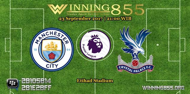 Prediksi Skor Manchester City vs Crystal Palace