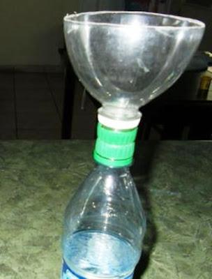 corong khusus botol plastik