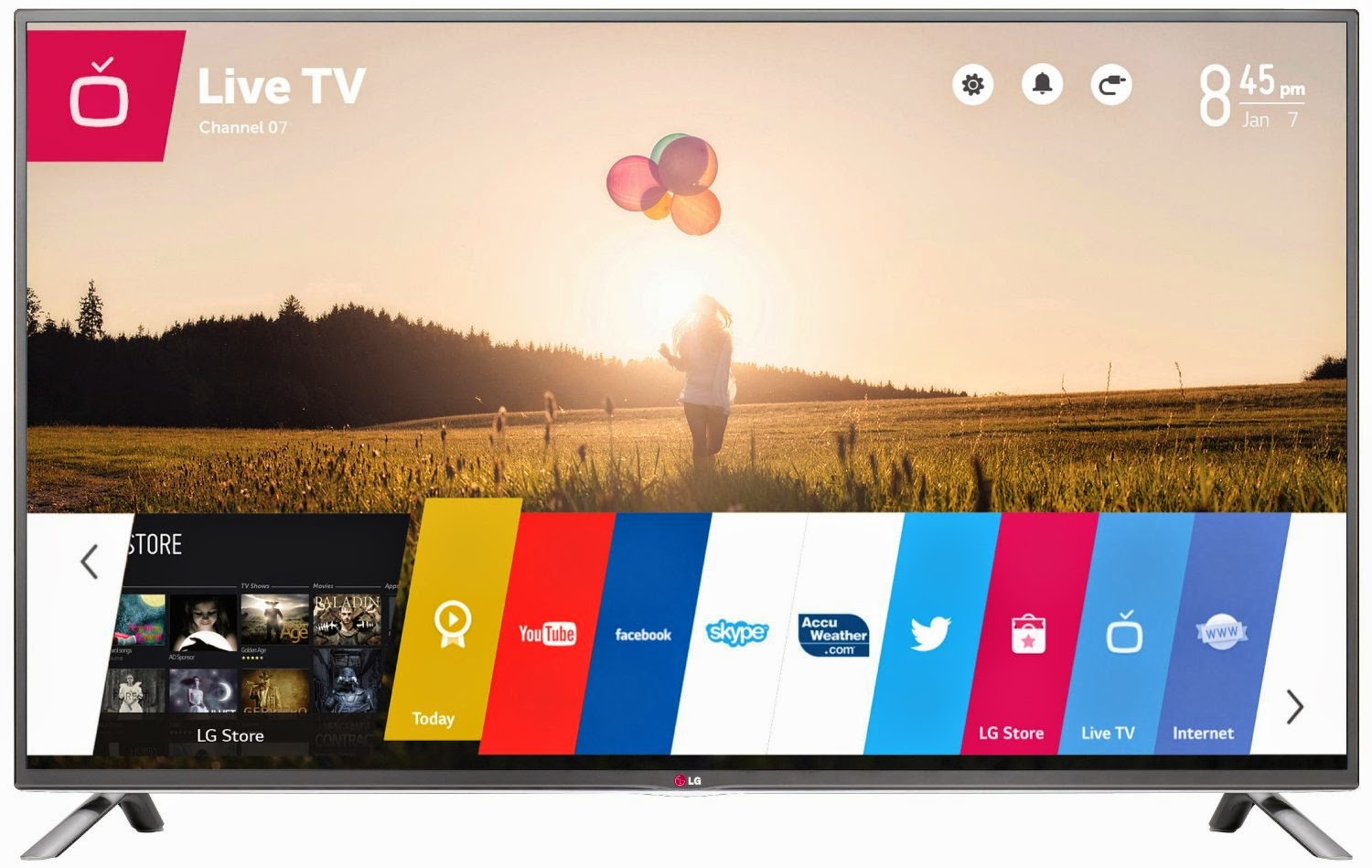 LG webOS Smart LED TV USER MANUAL PDF in 9 Languages for DOWNLOAD.