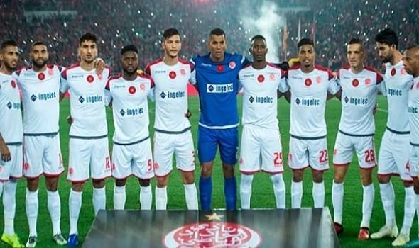 نتيجة مباراة الوداد الرياضي ومولودية وجدة اليوم الثلاثاء بتاريخ 28-07-2020 في الدوري المغربي