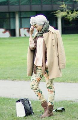 Style Hijab Casual Terbaru untuk Remaja